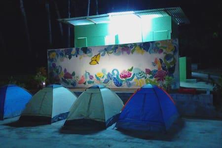 Glamping under the stars near KLIA - Sepang - Tent