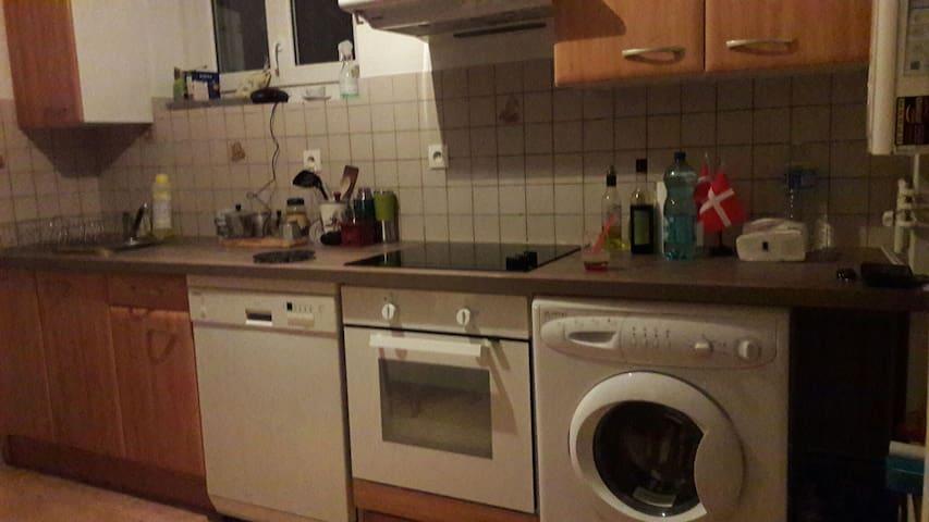 Appart ds rez-de-chaussée de maison - Villard-Bonnot - Flat