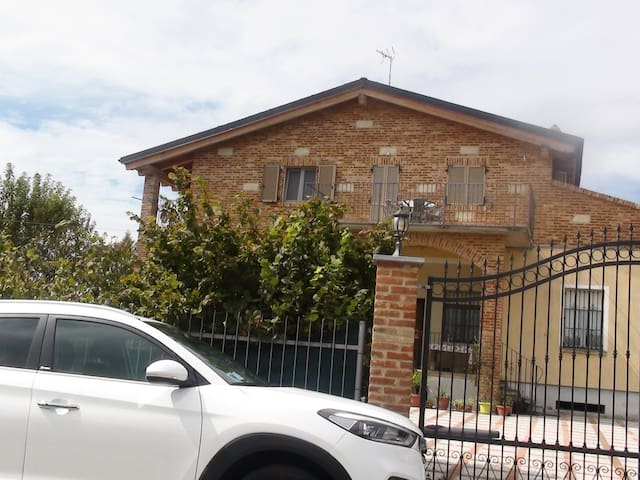 La casa di Beta