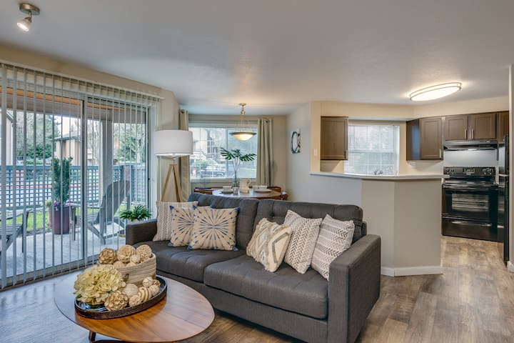 Everything you need | 1BR in Lynnwood