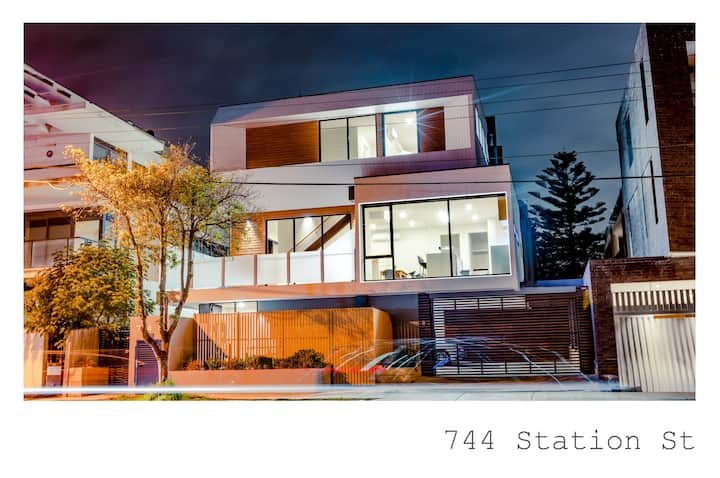 BoxHill NewDeluxe 3BR2.5Bath FREEParking with View