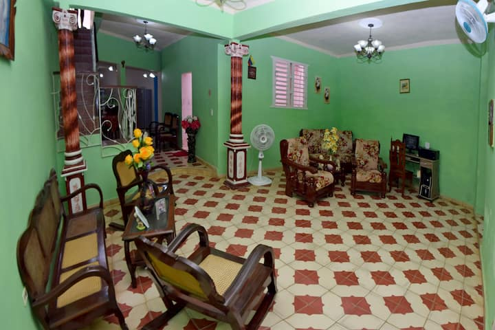 Hostal Villa Martha (Habitación 2 de 2) Wifi FREE