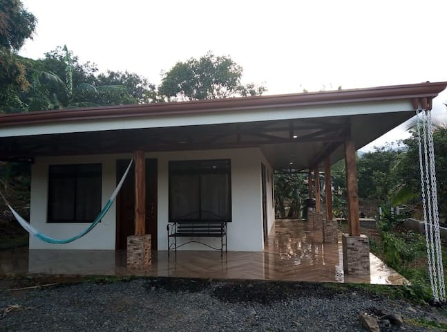 The Jungle House, Valle Azul