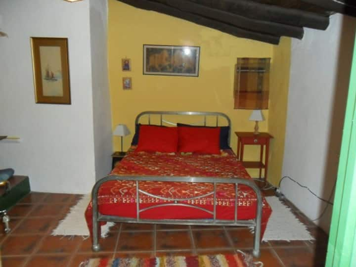 Room ´Sevilla´in Casa Annette, Cortelazor, Huelva
