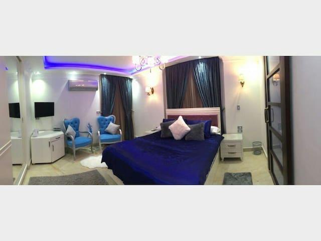 Luxury apartment in mohandseen - cairo - Apartament