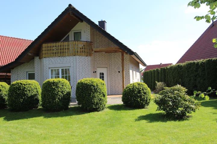 Alfsee Ferienhaus Heike - Rieste - House