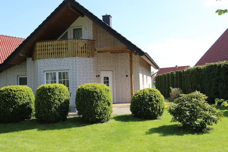 Alfsee Ferienhaus Heike - Rieste - Haus