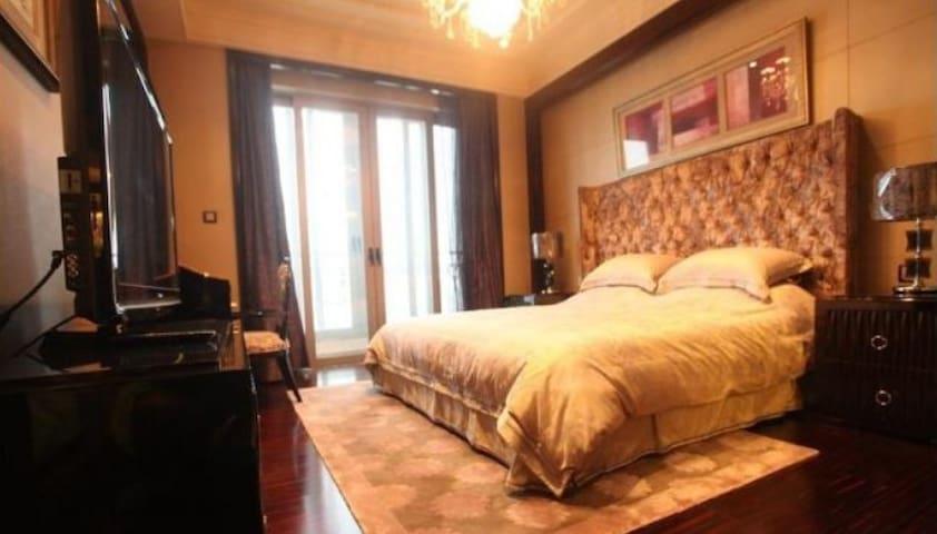 北京少有的欧式住宅豪华装修长安街 - Pequim - Casa