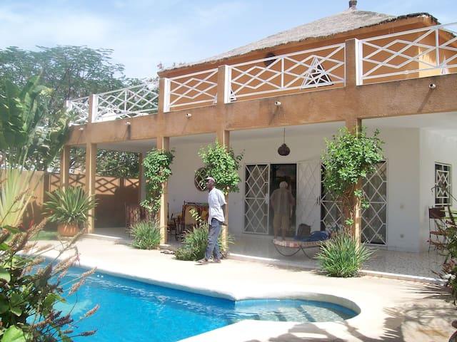 belle villa à Saly Niackh Niackahl proche de tout - Saly