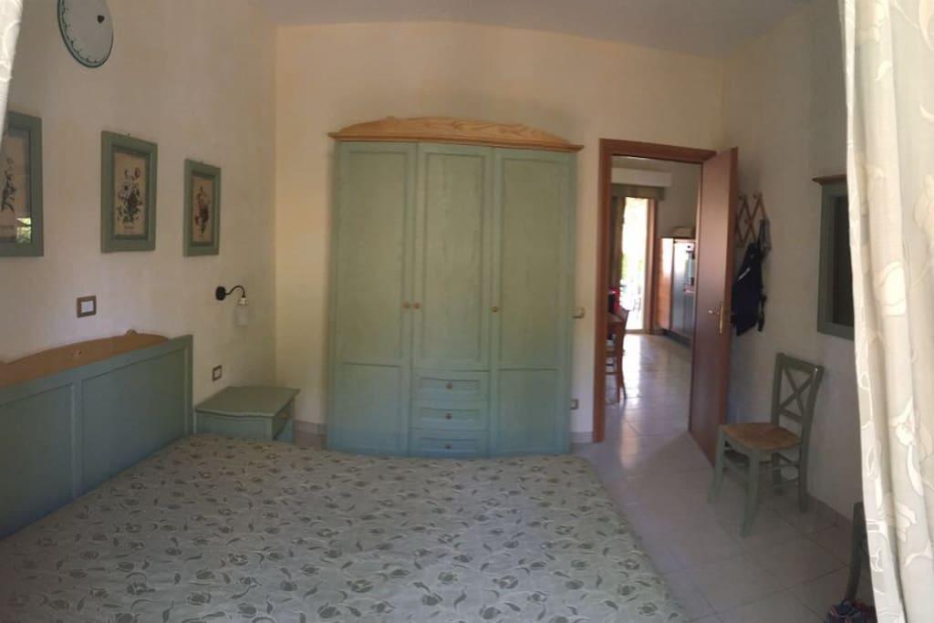 Camera Matrimoniale piano terra