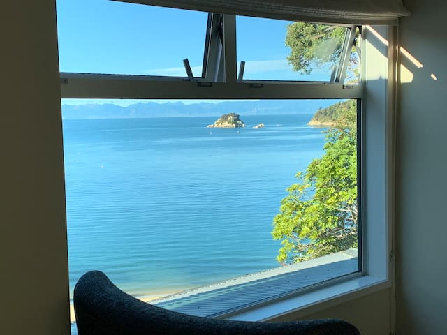 Stunning views right from your bedroom window