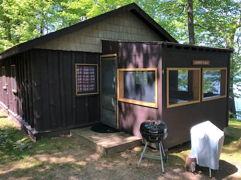 Loon's Call Cabin at Timber Bay on Spider Lake!