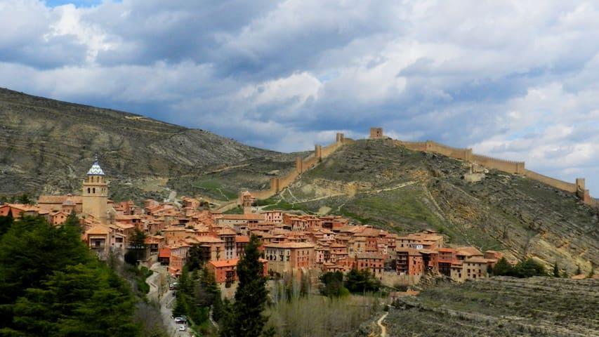 Apartamento el Brezo 1º - Albarracín - Lakás