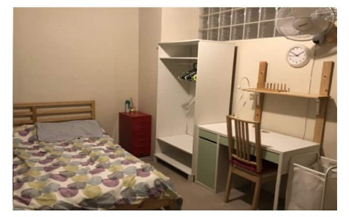 City Ultimo private room for single or couple