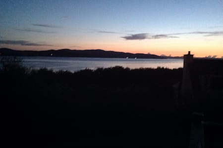 Detached house with breathtaking views - Buncrana