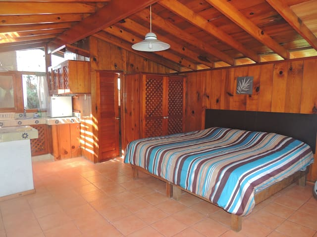 Cabañita Aguafría