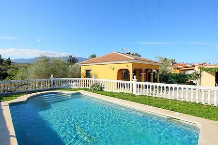 Casa rural Los Membrillales con piscina - Alhaurín el Grande