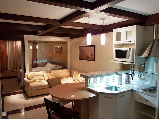 Luxury Apto  Mountain Village Canela/RS