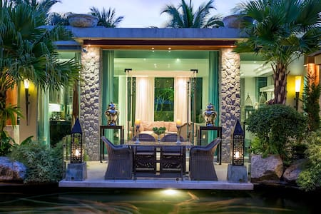 4 br Villa , Surin Beach, -35% before 1/10/2020