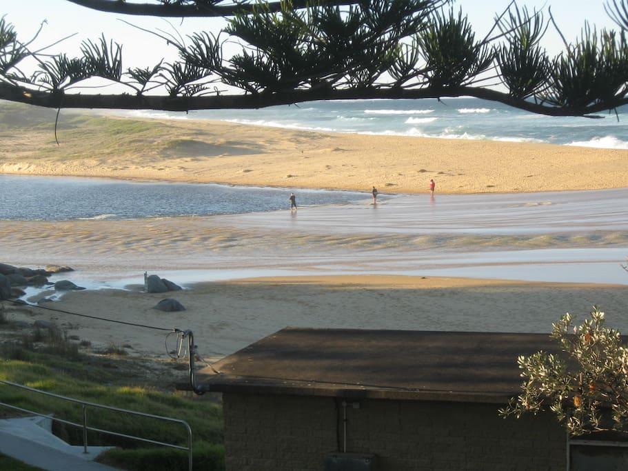 Idyllic beaches and lakes