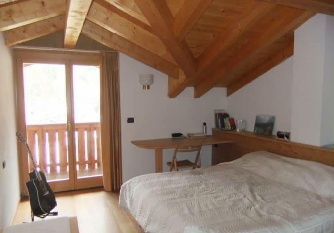 Apartment for 2 near Pale di San Martino - Transacqua - Departamento