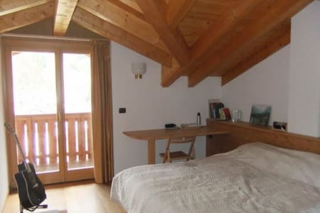 Apartment for 2 near Pale di San Martino - Transacqua