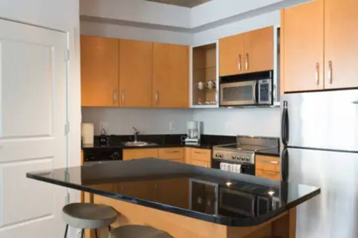 Condo in heart of Logan Circle. Great for families