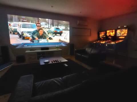 Monaaray Movie House - 3D Cinema, 3 Pinballs