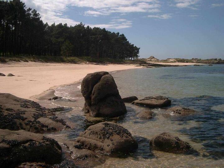 Apartamento Illa junto al mar III