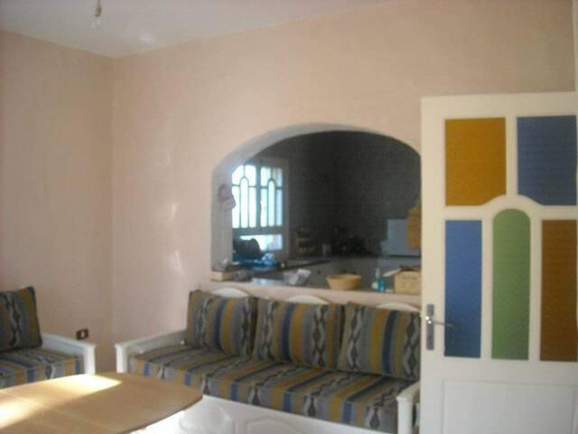 maison style berbère