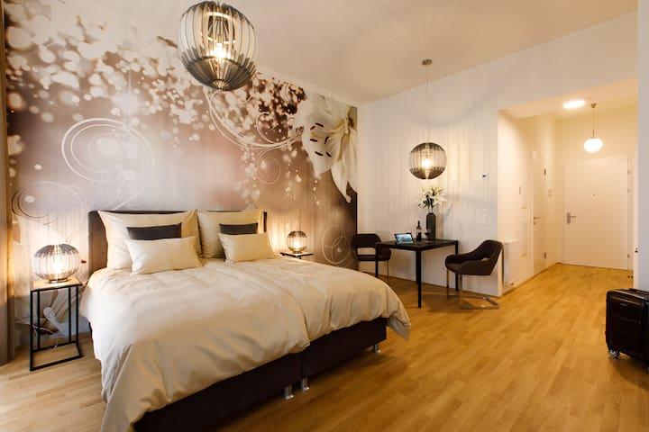 Hochwertiges Design-Apartment 15