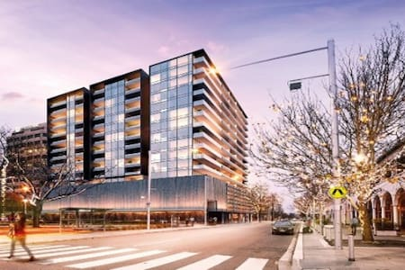 Canberra Centre Luxury Two Bedrooms Apartment - Canberra - Appartement