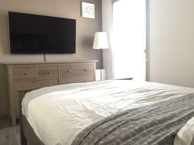 Chambre Pontoisienne - Pontoise - Apartamento