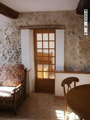 Logement dans joli petit Hameau - Le Chaffaut-Saint-Jurson - Apartment