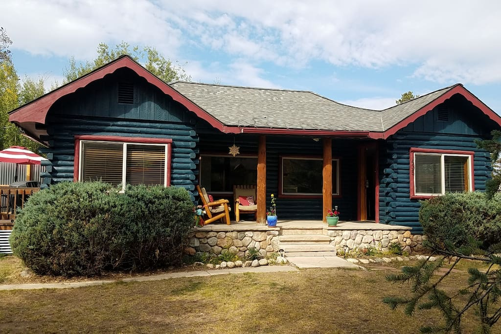original lake dillon cabin in town pet friendly cabins