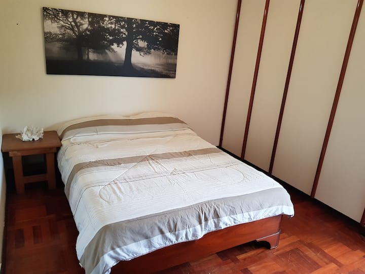 Private Room in zen house, with all you need!! $30