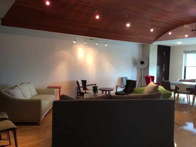 Departamento de lujo - Heróica Puebla de Zaragoza - Appartement en résidence