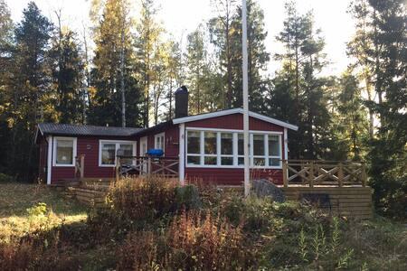 Stuga i norra Roslagen
