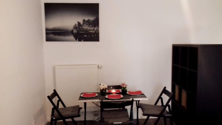 Appartement deux pièces  avec terrasse