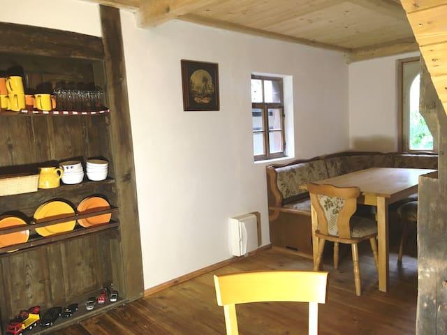 Matratzenlager Kuhstall