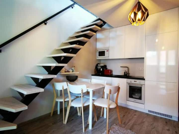 Lovely 2 storey apartment in the heart of Pärnu