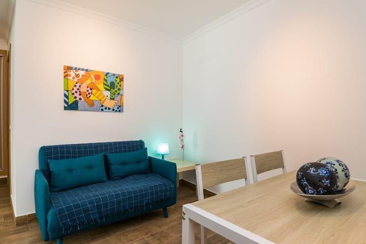 Miltonia Blue Apartment, Monte Gordo, Algarve