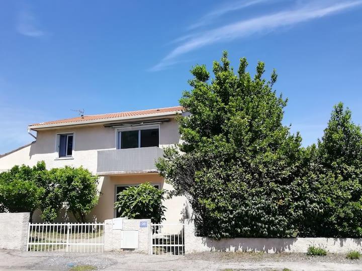 Maison limite Argelès avec Jardin et Piscine