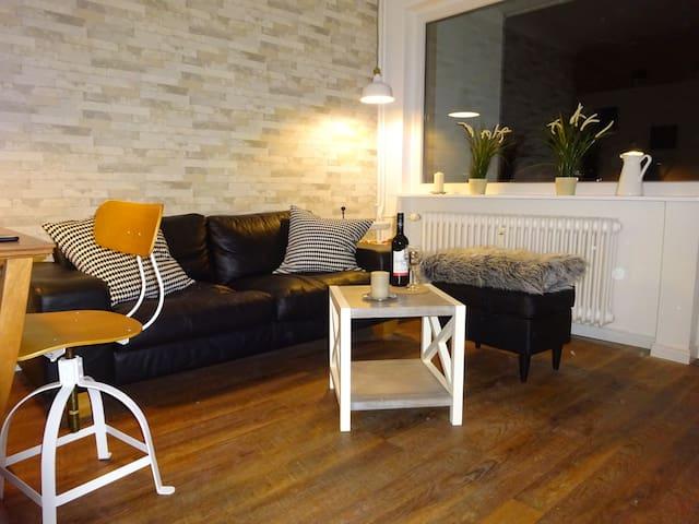 Stilvoll Wohnen auf Zeit (ab 1 Mon) - Buxtehude - Lägenhet