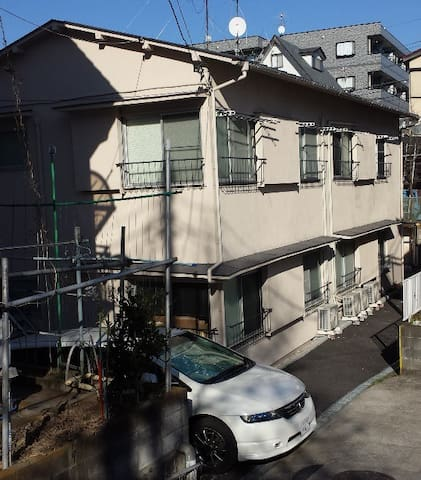 #7 Furnished clean all renovation - Matsudo-shi - Apartamento