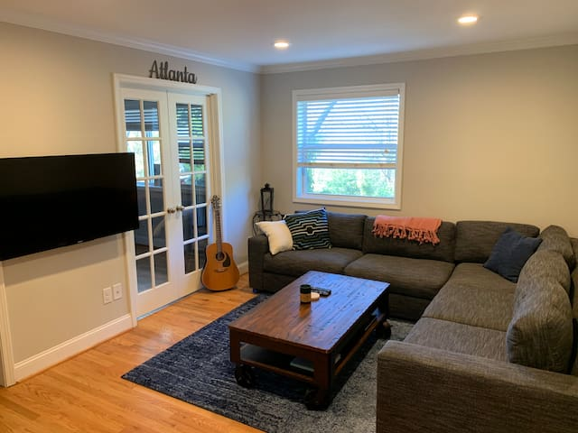 Inman Park Condo close to Belt Line
