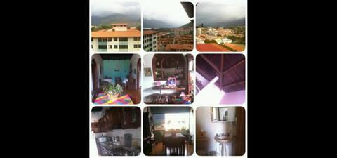 bello apartamento en el cielo!!!!