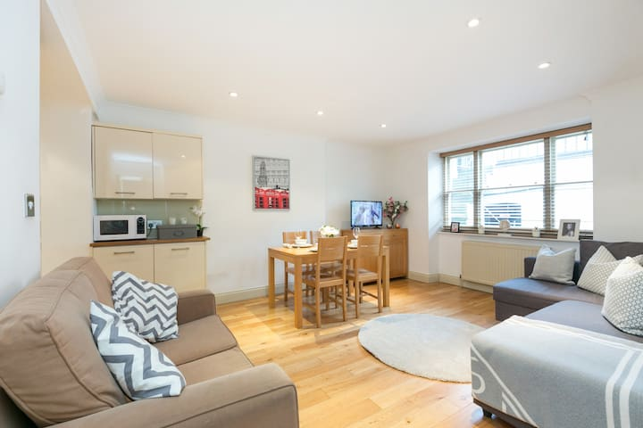 Very Large Flat with Terrace Close to Hyde Park