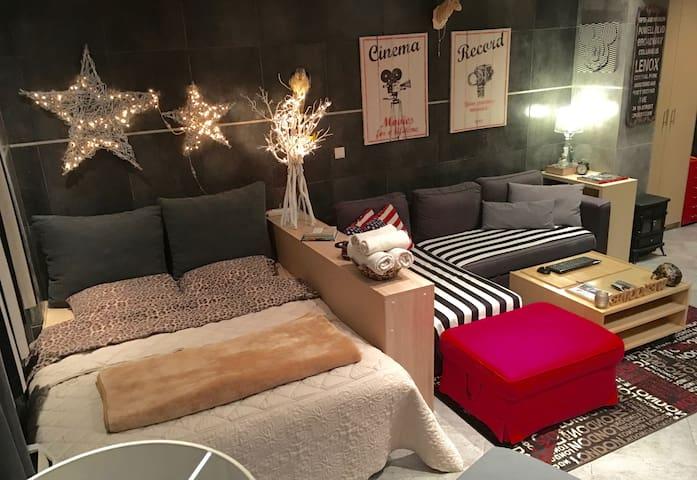 Design Loft - Atenas - Apartamento