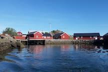 Nordlysbua - Rorbu in Lofoten